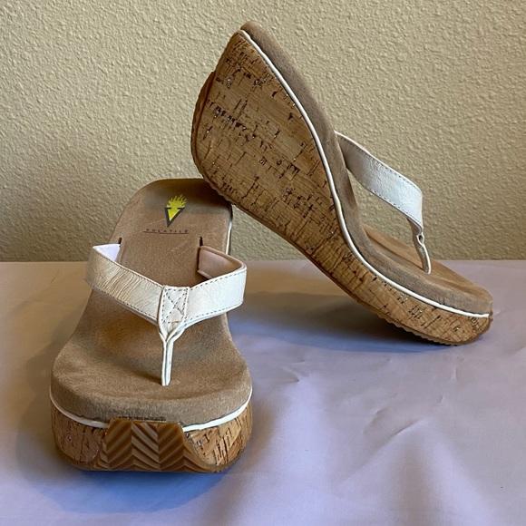 Volatile Platform Sandals